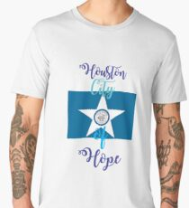Houston City of Hope Men's Premium T-Shirt