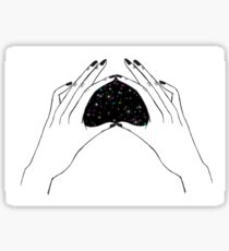 Small Part of the Galaxy Sticker