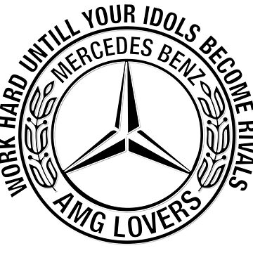 AMG Lovers - Motivational Phrase by words2success