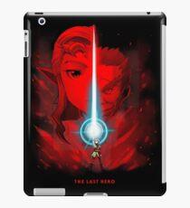 Last Hero  iPad Case/Skin