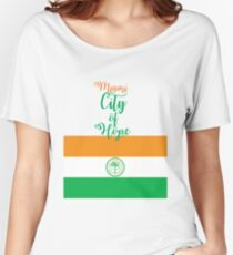 Miami City of Hope Women's Relaxed Fit T-Shirt