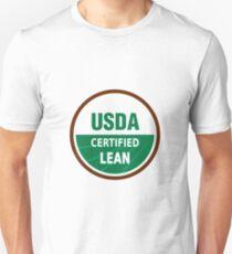 USDA certified lean T-Shirt