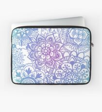 Pastel Mandala Pattern Laptop Sleeve