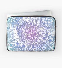 Pastell-Mandala-Muster Laptoptasche