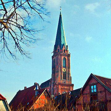 Saint Michaels  by czaplewski