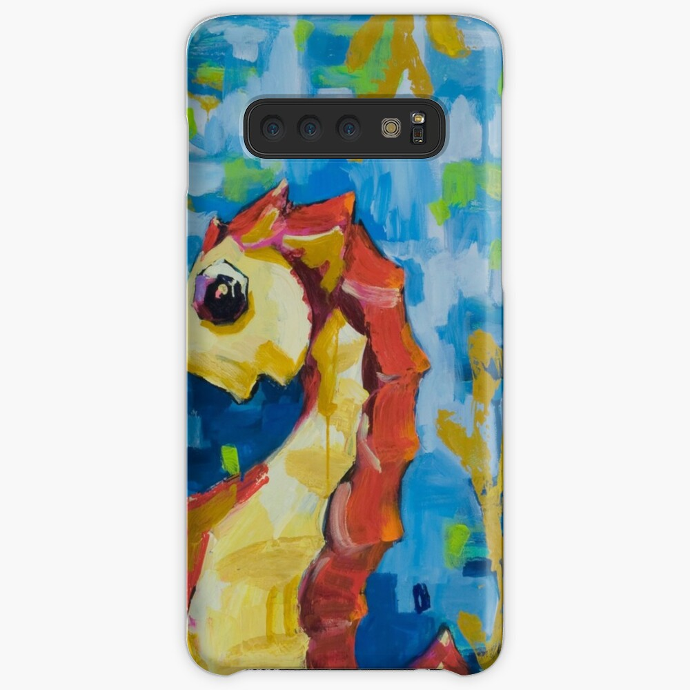 Seahorses Cases & Skins for Samsung Galaxy