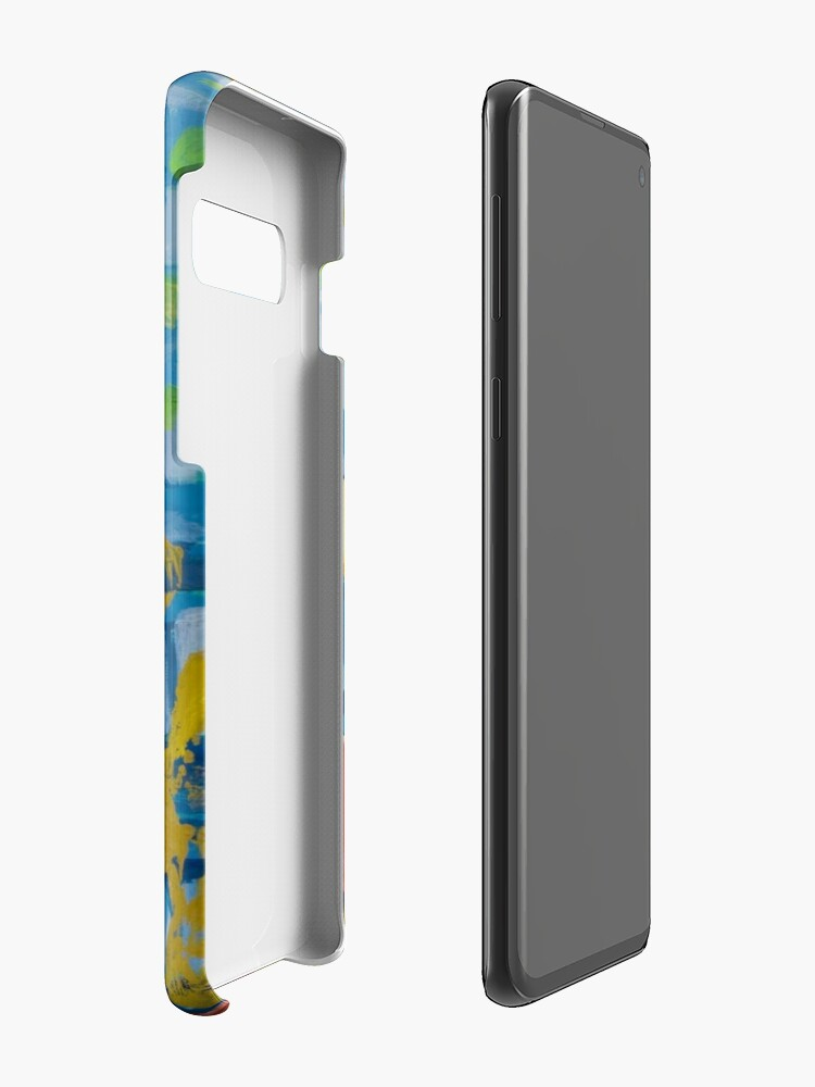 Alternate view of Seahorses Cases & Skins for Samsung Galaxy