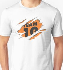 TEAM 10 RIPPED THROUGH LIMITED EDITION HALLOWEEN MERCH T-Shirt