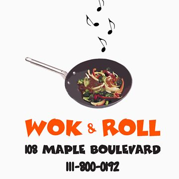 Wok & Roll by wildriver