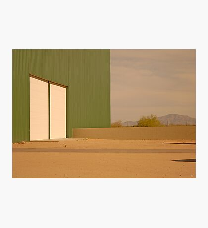 Abstract Arizona Photographic Print