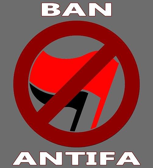 Image result for ban antifa