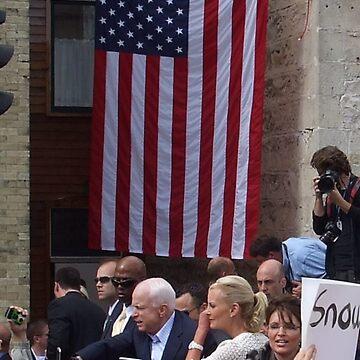 McCain - Palin by czaplewski