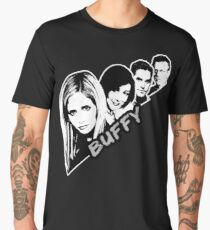 Scooby Gang - Grunge [BTVS] Men's Premium T-Shirt