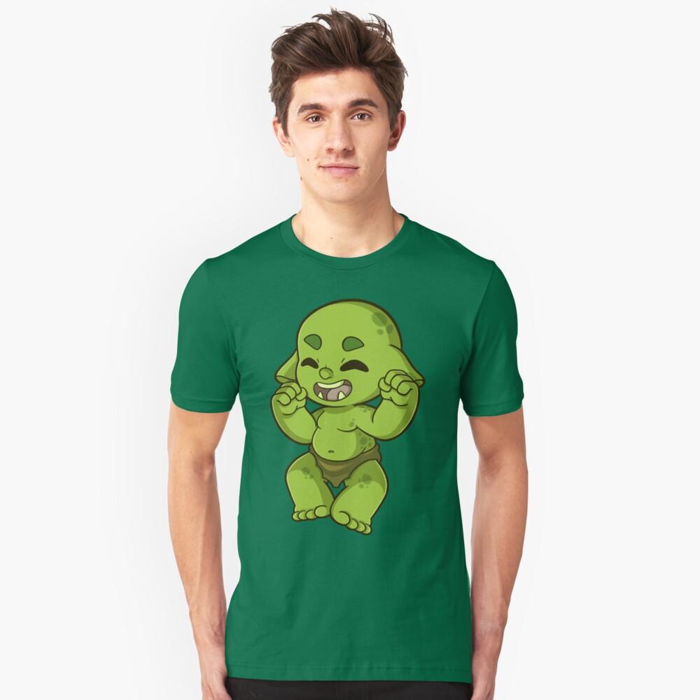 Happy Orc Merchandise Unisex T-Shirt Front