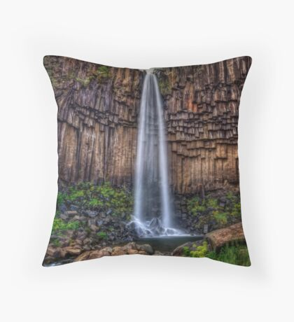 Stream Of Dream Throw Pillow