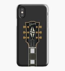 LP Custom - Guitar iPhone Case/Skin