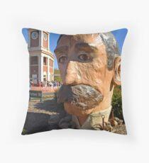 Grenfell Henry Lawson Festival Throw Pillow