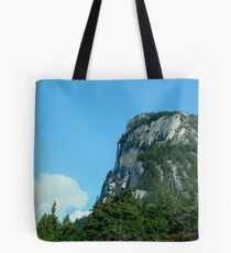 """The Chief"" in Squamish, BC Tote Bag"