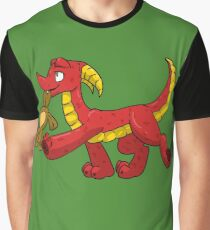 Dragons Favorite Toy Graphic T-Shirt