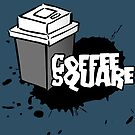 Coffee Square by stonestreet