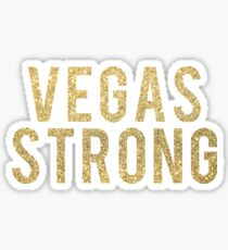 Las Vegas Strong Sticker