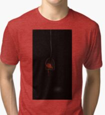 Abandoned love.  Tri-blend T-Shirt