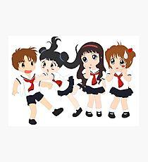 Cardcaptor Sakura - Chibi Photographic Print