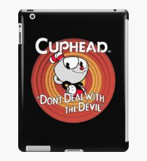 Cuphead iPad Case/Skin