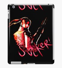 Claire Redfield resident evil iPad Case/Skin