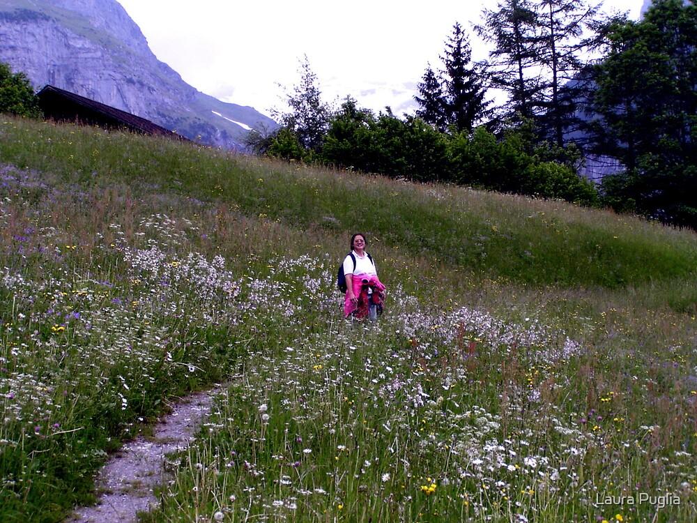 Fields of Flowers by Laura Puglia
