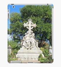 Neal Memorial iPad Case/Skin