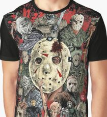 Friday the 13th - Jason Voorhees Graphic T-Shirt
