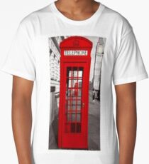 London calling on the dog and bone Long T-Shirt