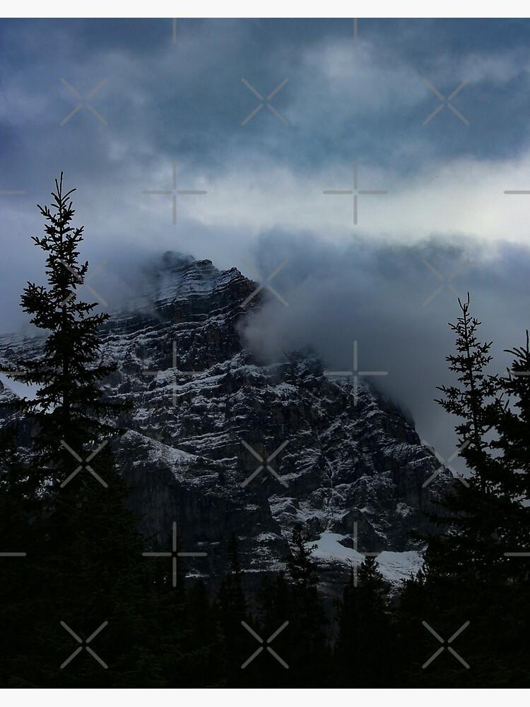 Misty Mountain by debfaraday