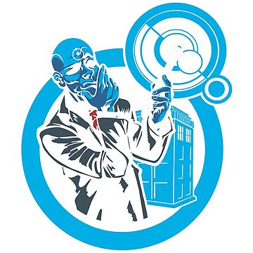 Dr. Blue by LiquidStryder