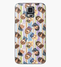 Reading Series Pattern Case/Skin for Samsung Galaxy
