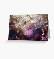 God Is The Alpha The Omega Greeting Card