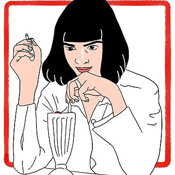 Mia Wallace by ronsmith57