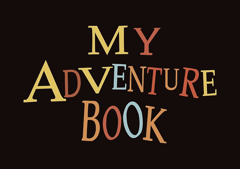 My Adventure Book Printable Cover : Quot thanks for the adventure canvas prints by remedies