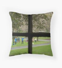 Tai Chi Throw Pillow