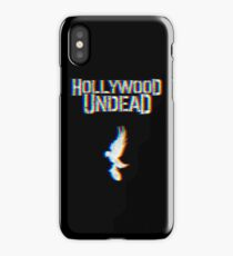 Hollywood Glitched iPhone Case