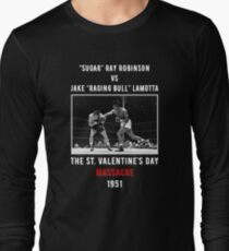 Valentinstag-Massaker Langarmshirt