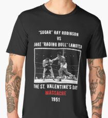 Saint Valentine's Day Massacre Men's Premium T-Shirt