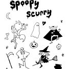 Spoopy Scurry - Medley by straungewunder