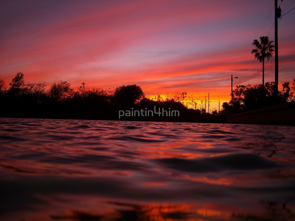 pinkwaves by paintin4him