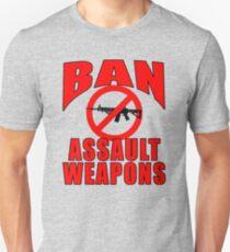 BAN ASSAULT WEAPONS NOW T-Shirt