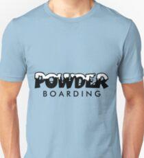 Powder Boarding T-Shirt