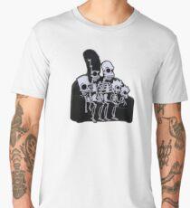 Skelesimpsons Men's Premium T-Shirt
