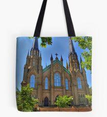 Charlottetown Church Tote Bag
