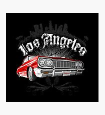Auto Series L.A. Lowrider Photographic Print